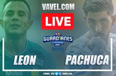 Match highlights: Leon 0-0 Pachuca,2021 Liga MX