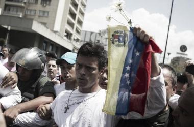 Leopoldo López. | Foto: AFP