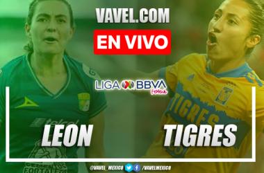 Resumen y goles: León 0-2 Tigres en Liga MX Femenil