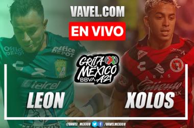 Goles y resumen del León 2-1 Xolos en Liga MX 2021