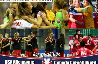 Coupe du Monde féminine U20: Le résumé de la dernière journée des Groupes A et B