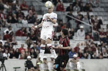 Lesão é constatada e Maicon desfalcará São Paulo nos próximos jogos