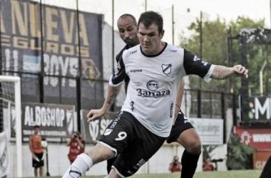 En la última temporada, Lesman hizó 17 goles con All Boys./Foto: Clarín