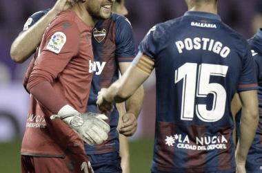 Real Valladolid 0-0 Levante: el Pucela perdona al Levante y obtiene un punto que sabe a poco