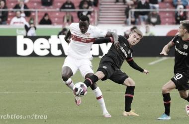 Leverkusen cede empate para Stuttgart e segue sem vencer na Bundesliga