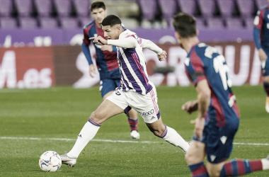 Levante UD y Real Valladolid se verán las caras en la Copa del Rey