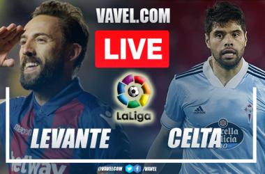 Levante vs Celta de Vigo: Live Stream, How to Watch on TV and Score Updates in LaLiga