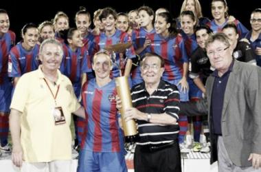 Valencia CF - Levante UD: derbi femenino