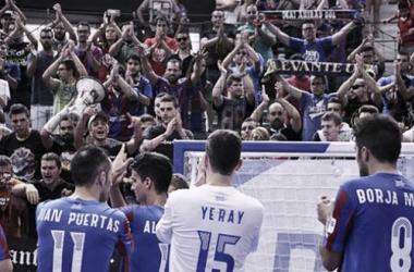 Secciones del Levante: empate en el Fornàs y derrota en la Fonteta