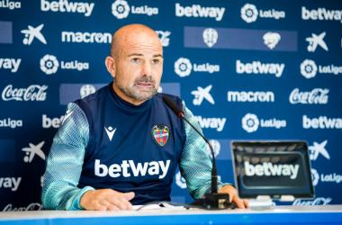 """Paco López: """"Ser un equipo nos ha hecho ganar"""""""