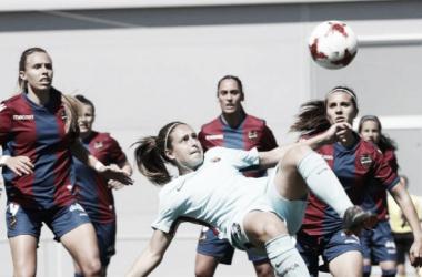Pese a caer frente al conjunto culé, las granotas acceden a la Copa. Fuente: La Liga Iberdrola.