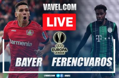 Goals and Highlights: Bayer Leverkusen 2-1 Ferencvaros in UEFA Europa League 2021
