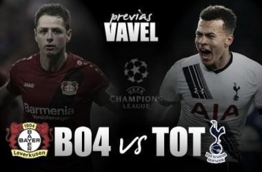 Bayer Leverkusen – Tottenham Hotspur: romper la balanza