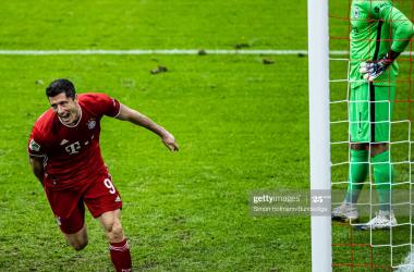 Bayern Munich 5-0 Eintracht Frankfurt: Another Robert Lewandowski masterclass