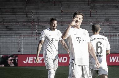 Bayern de Munique derrota Union Berlin fora de casa e segue firme na liderança