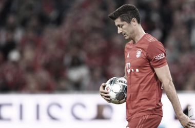 Dos goles de Lewandowski no bastaron para sumar tres puntos. FOTO: Bundesliga
