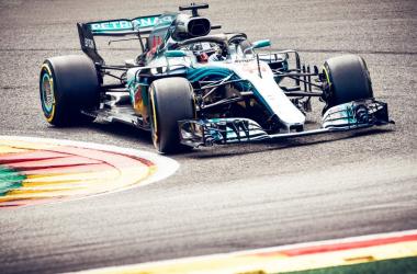 F1 Gp Belgio, Hamilton ottiene il massimo