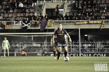 Alexia Putellas, jugadora del FC Barcelona Femenino. FOTO: Noelia Déniz