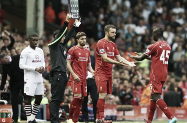 Fabio Borini, Mario Balotelli and Rickie Lambert have had disappointing 2014-15 campaigns at Anfield. (Picture: Liverpool ECHO)