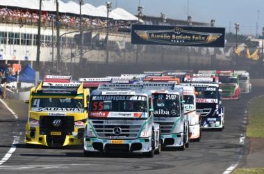 Fórmula Truck volta a agitar Interlagos este fim de semana