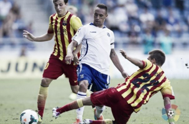FC Barcelona B - CD Tenerife: duelo de supervivencia
