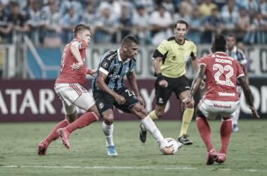Conmebol multa clubes e suspende jogadores envolvidos em briga no Gre-Nal da Libertadores