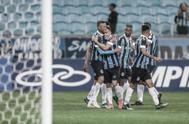 Pepê faz dois e Grêmio vence Vasco de virada pelo Campeonato Brasileiro