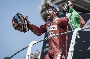 Flashback GP Mugello 2019: primera victoria de Petrucci