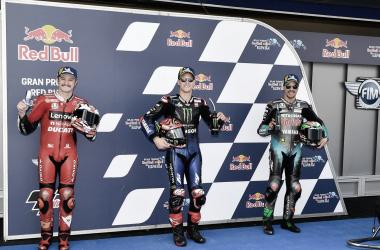 Quartararo se lleva la cuarta pole consecutiva en Jerez
