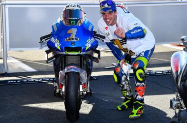 GP Valencia 2020, Joan Mir se convierte en Campeón del Mundo. | FOTO: motogp.com
