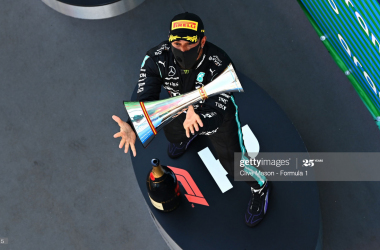 Spanish GP Race Report - Lewis Hamilton takes 88th career win in Barcelona