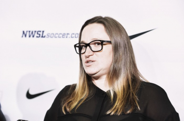 Laura Harvey will be returning to the NWSL, this time in charge of the new Utah-based team | Source: Brad Smith