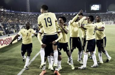 Colombia busca asaltar la fiesta