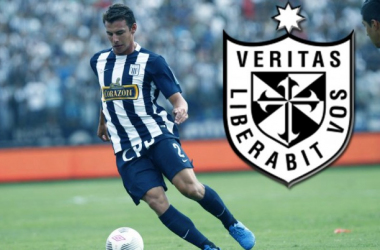 Li tuvo minutos en Alianza Lima en 2015. Montaje: Luis Burranca.