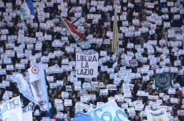 """Presidente da Lazio responde protestos da torcida: """"Não venderei o clube"""""""