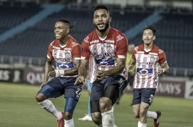 Foto: Instagram CONMEBOL Libertadores