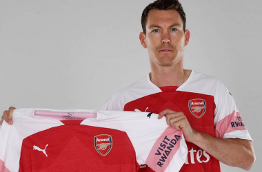 Fonte:Arsenal official Twitter