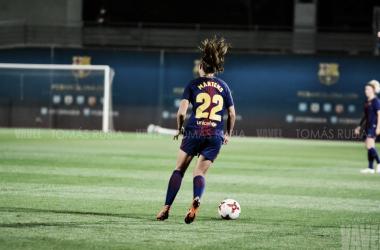 Lieke Martens es una de las futbolistas que más minutos acumula | Foto: Tomás Rubia - VAVEL