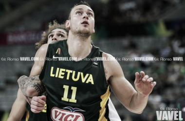 Resultado Lituania - Estados Unidos en el Mundial España 2014 (68-96)