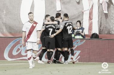 El Sevilla debutó a lo grande en la temporada 2018-2019. Foto: LaLiga.