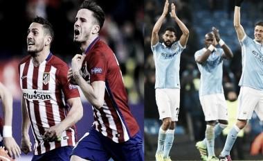 Liga dos Campeões: City segura, Simeone suou (Fotos: Uefa.com9