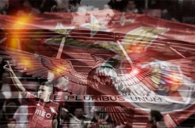 Encarnados voam alto na Liga Europa