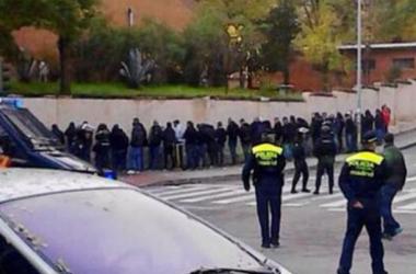Fim-de-semana negro para o futebol espanhol. (Foto:Captura)