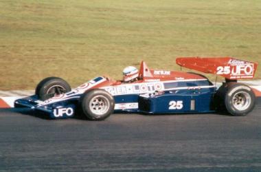 Ligier de 1984 conseguiu pelo menos marcar alguns pontos
