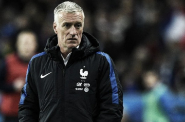Didier Deschamps en un encuentro // Foto: Ligue 1