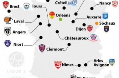 La Ligue 2 reprend ses droits ! Image : leparisien.fr