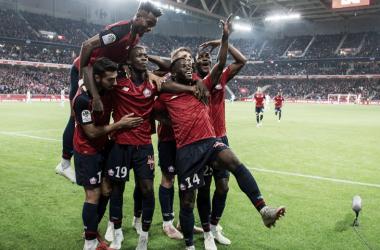 LOSC Lille vs Strasbourg // Foto: LOSC Lille