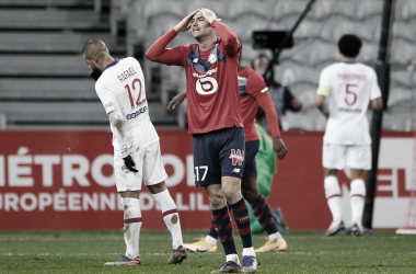 Lille e PSG decepcionam, empatam e embolam tabela da Ligue 1
