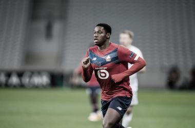 Lille 2 a 0 Olympique Marseille (Foto: Divulgação / Ligue 1)