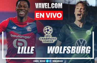 Resumen del Lille 0-0 Wolfsbug en Champions League 2021